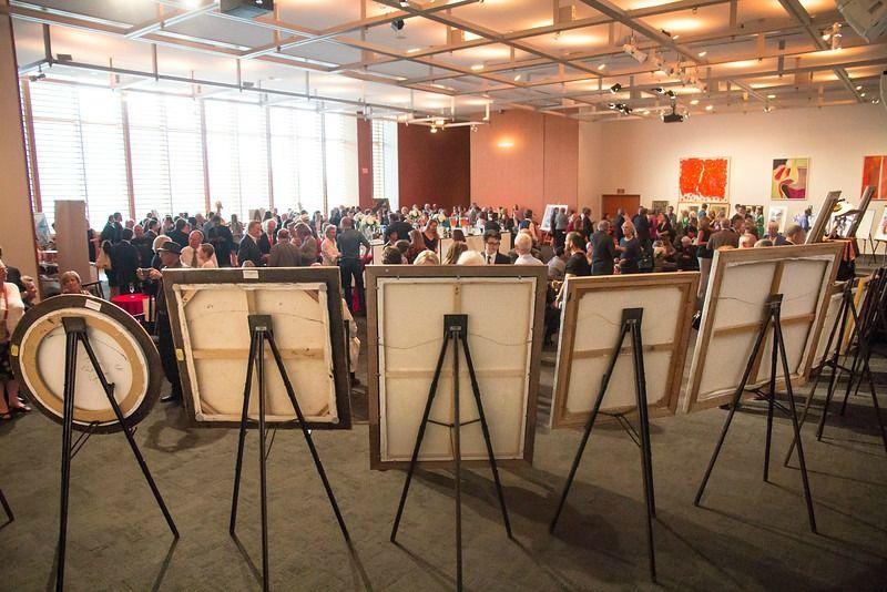 Toller Cranston Memorial, AGO Toronto 2015