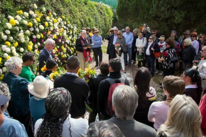 Toller Cranston Funeral
