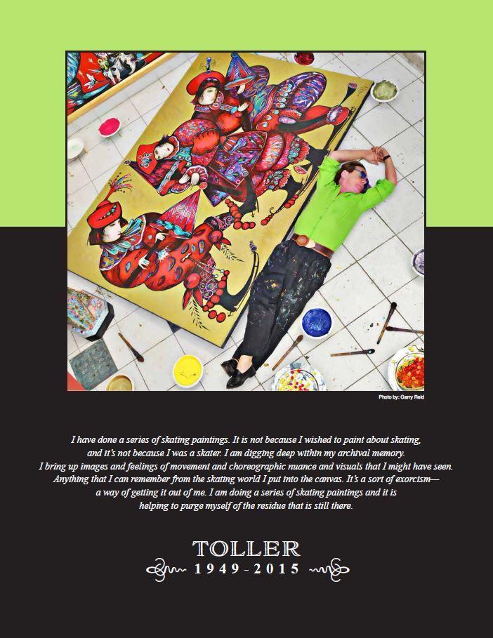 Toller Cranston 6th Anniversary